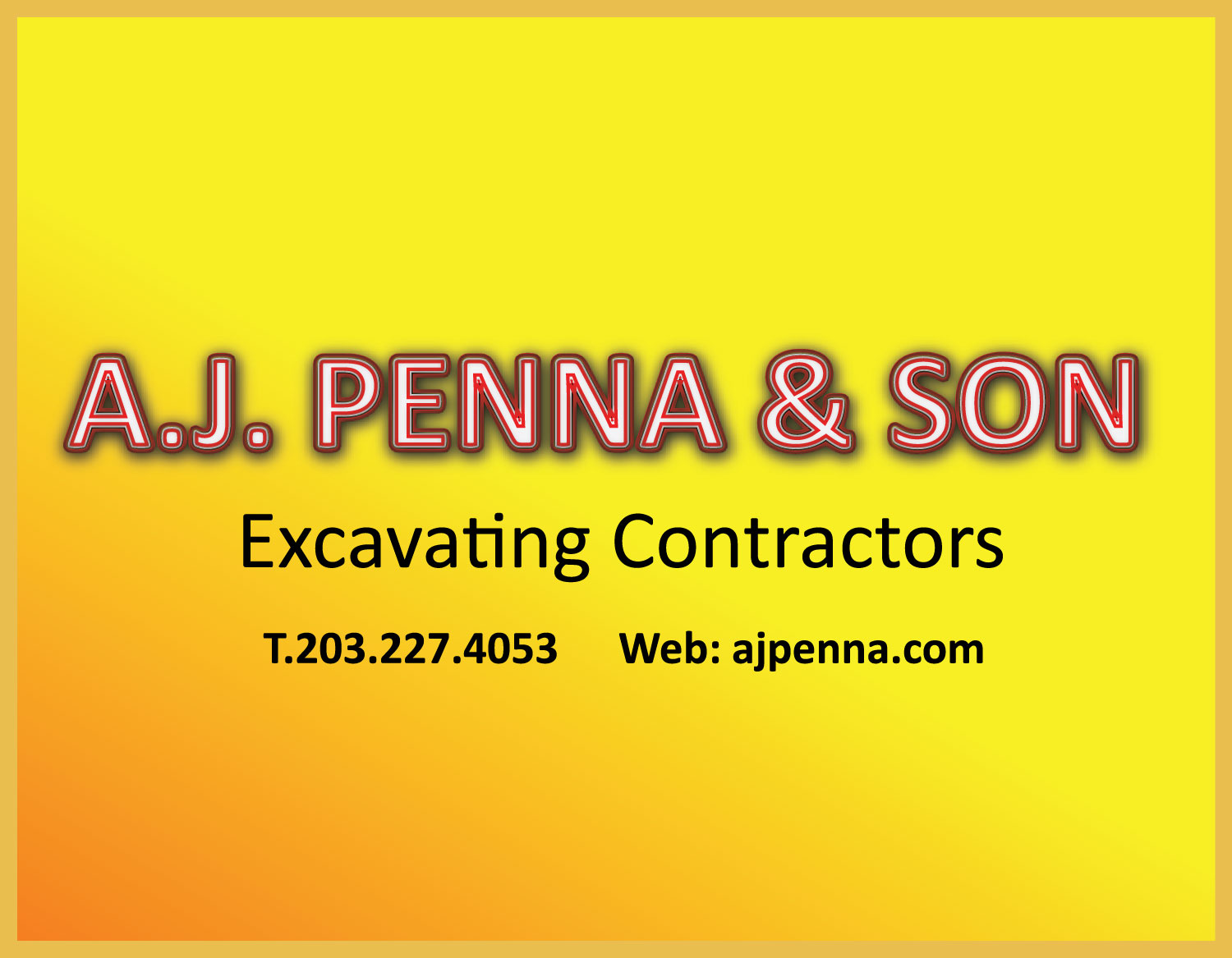 AJ. Penna & Son Construction