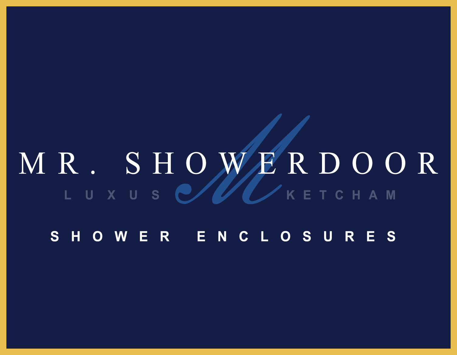 Mr. Shower Door