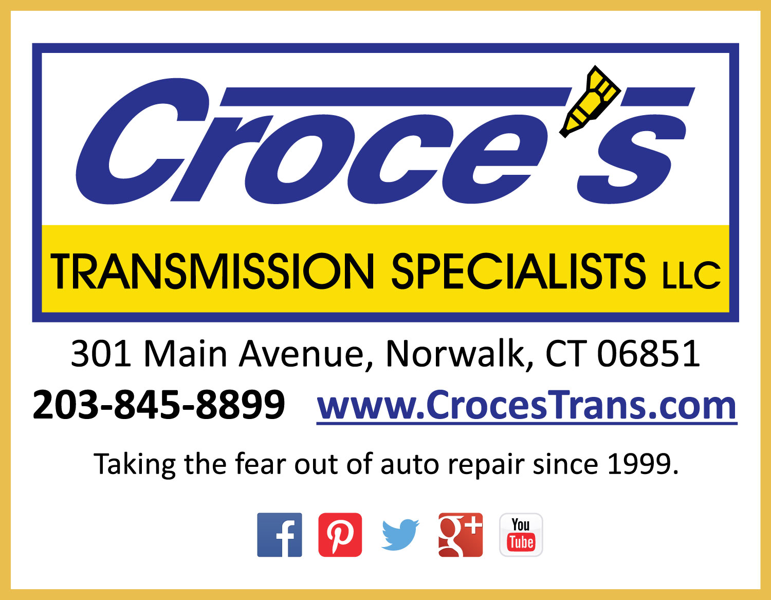Croce's Transmission Specialists LLC